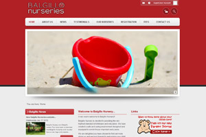 The new Balgillo Nurseries Website